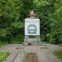 Монумент борцам, павшим за октябрь в парке Победы