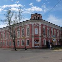 Улица в Бежецке