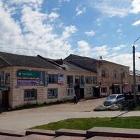 Улица в городе Бежецк