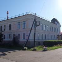 Здание уездного казначейства начала XX-го века