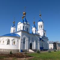 Казанско-Богородицкий монастырь в городе Елабуга