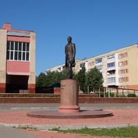 Памятник татарскому поэту Габдулле Тукаю