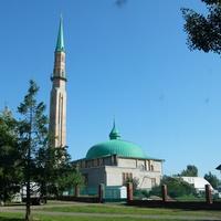 Главная мечеть города «Джамиг»