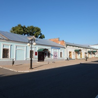 Улица в городе Елабуга