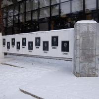 Памятник Алексинцам, удостоенным звания Героев СССР во время Великой Отечественной
