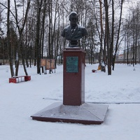 Памятник Игорю Стечкину