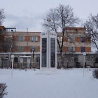 В сквере на Советской - мемориал алексинцам-жертвам Великой Отечественной