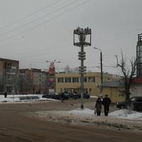 Улица в городе Алексин