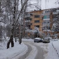Улица в городе Апрелевка