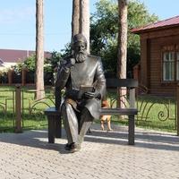 Памятник врачу и учёному Владимир Бехтерев