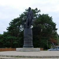 Памятник художнику Шишкину