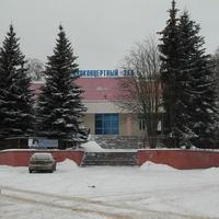 Здание кинотеатра ( концертный зал)