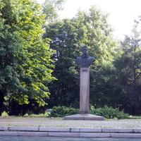 памятник космонавту Кизиму