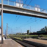 мост в южную часть города