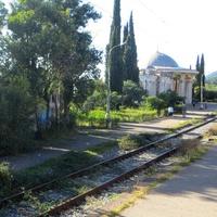 Станция Новый Афон