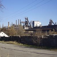 заводской пейзаж