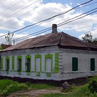 старинный домик Енакиево