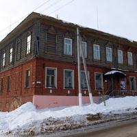 Здание художественно-краеведческого музея им. П.В. Жуковского