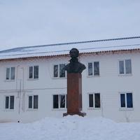 Бюст Пушкина