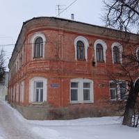 Улица в городе Белев