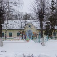 Здание социально-реабилитационного центра для несовершеннолетних