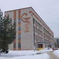 Корпус городской больницы