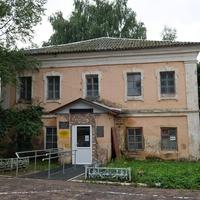 Здание отдела соц.защиты