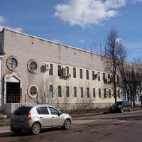 Здание узла связи