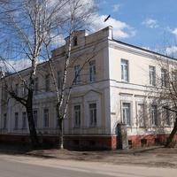 Перекрёсток улиц Ленина и Кашинской