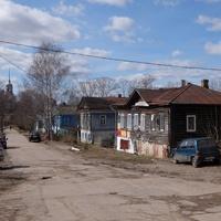 Улица Кашина