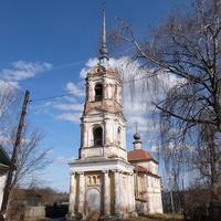 Крестознаменская церковь