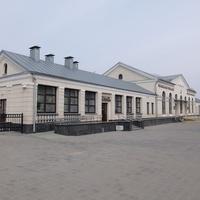 Здание пригородного терминала