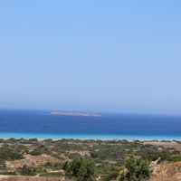 Эгейское море.