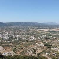 Вид с холма Филеримос