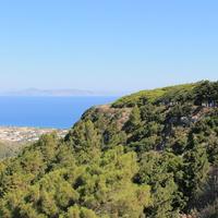 природа острова Родос