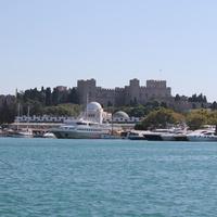 бухта старого города