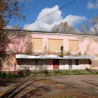 Здание бывшего кинотеатра