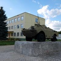 Боевая разведывательно-дозорная машина, в память рошальцев, погибших при исполнении воинского и служебного долга
