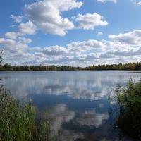Искусственное озеро Юбилейное