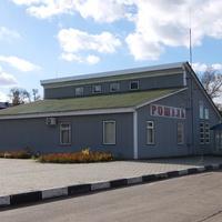 Здание жд вокзала