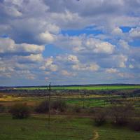 старопетровский пейзаж