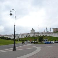 Казань Кремлевская стена.