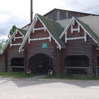 Здание местного лесничества