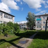 Двор жилых домов