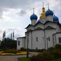 Казанский Кремль — музей-заповедник.