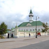 ул. Каюма Насыри Мечеть Аль-Марджани