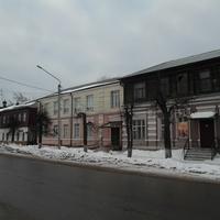 Улица в городе Киржач