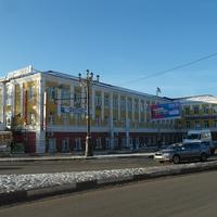 Улица Советской Конституции