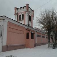 Вентиляционная шахта бывшей Истомкинской прядильно-ткацкой фабрики