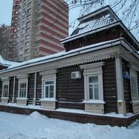 Здание вневедомственной охраны